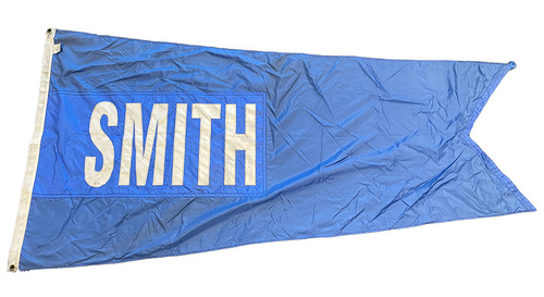 Wrigley Field Collection -- Rooftop Flag --  Lee Smith