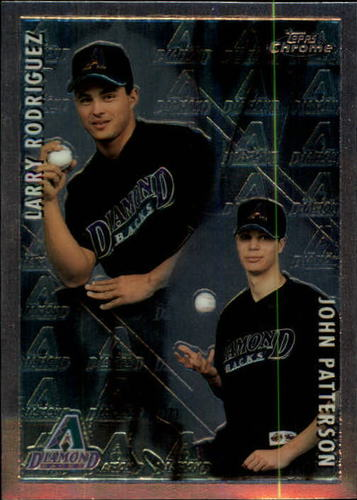 Photo of 1998 Topps Chrome #253 J.Patterson/L.Rodriguez