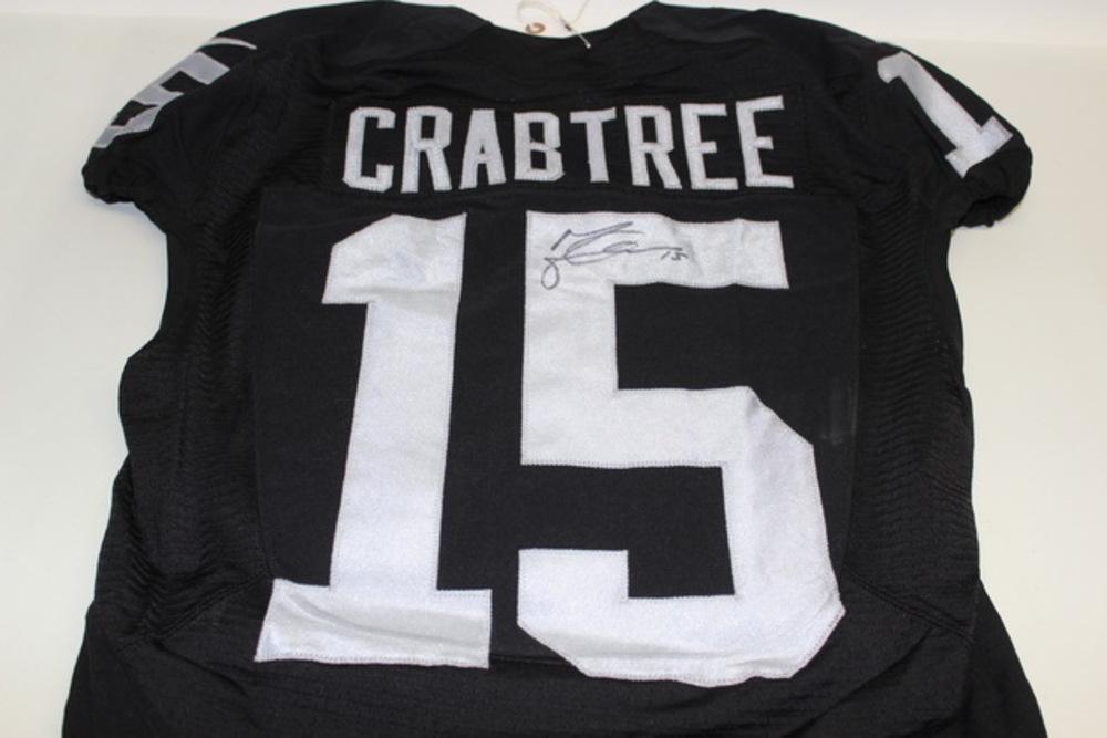 Michael Crabtree Jersey
