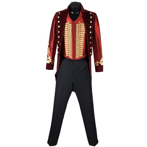 Photo of P.T. Barnum Costume Replica