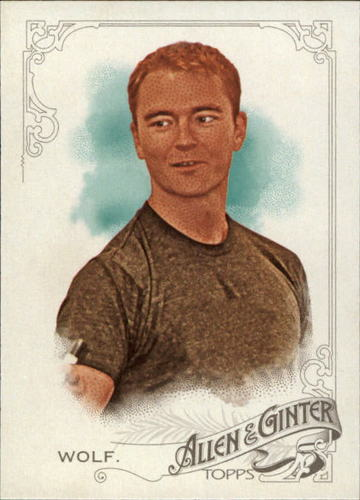 Photo of 2015 Topps Allen and Ginter #228 Robb Wolf