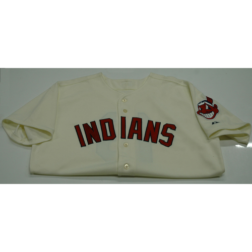 Photo of Sandy Alomar 2013 Alternate Home Jersey