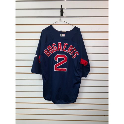 Photo of Xander Bogaerts Team Issued Road Batting Practice Jersey