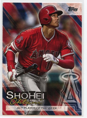 Photo of 2019 Topps Update Shohei Ohtani Highlights #SO14 Shohei Ohtani
