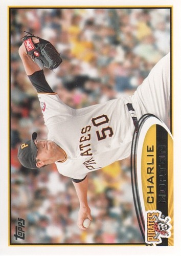 Photo of 2012 Topps #516 Charlie Morton