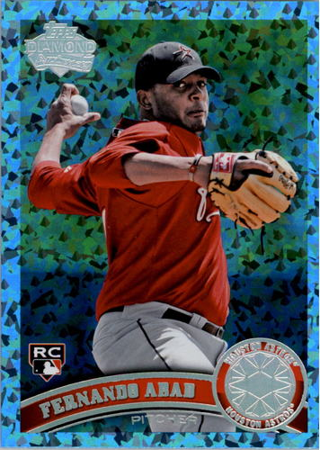 Photo of 2011 Topps Hope Diamond Anniversary #549 Jayson Nix