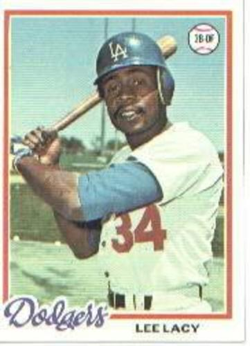 Photo of 1978 Topps #104 Lee Lacy