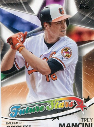 Photo of 2018 Topps Future Stars #FS18 Trey Mancini