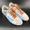My Cause My Cleats - Jets Ashtyn Davis Game Used Cleats 2020