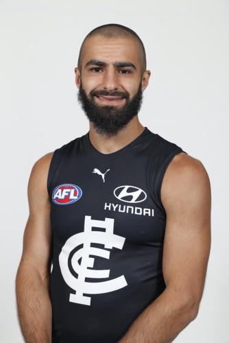 Photo of 2021 AFL Clash Player Guernsey - Adam Saad