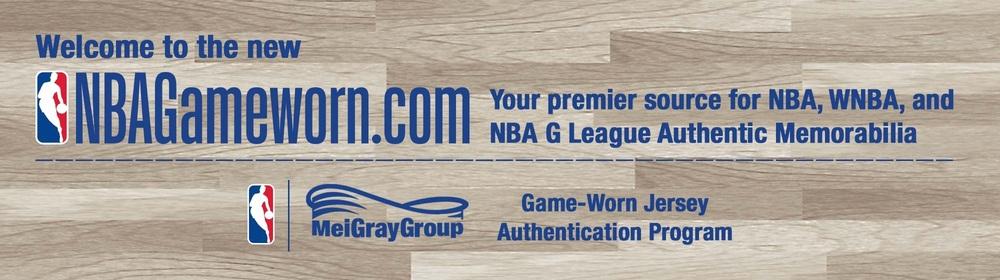 d0a232c4d NBA Game-Worn
