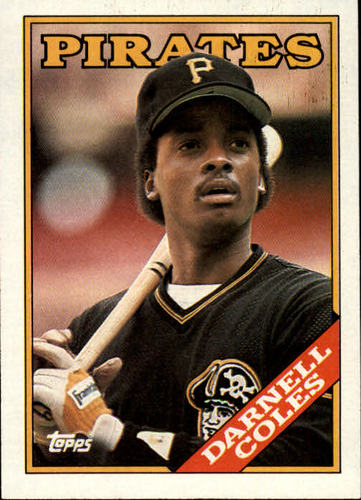 Photo of 1988 Topps #46 Darnell Coles