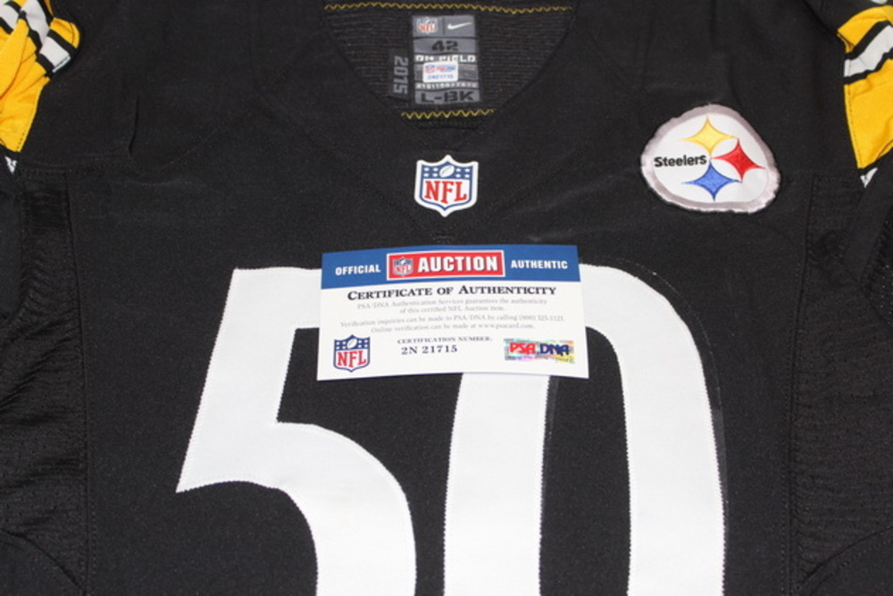 ryan shazier game jersey