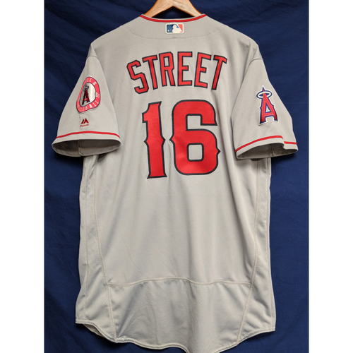 Photo of Huston Street Team-Issued Road Jersey