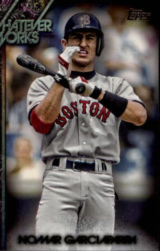 Photo of 2015 Topps Update Whatever Works #WW4 Nomar Garciaparra
