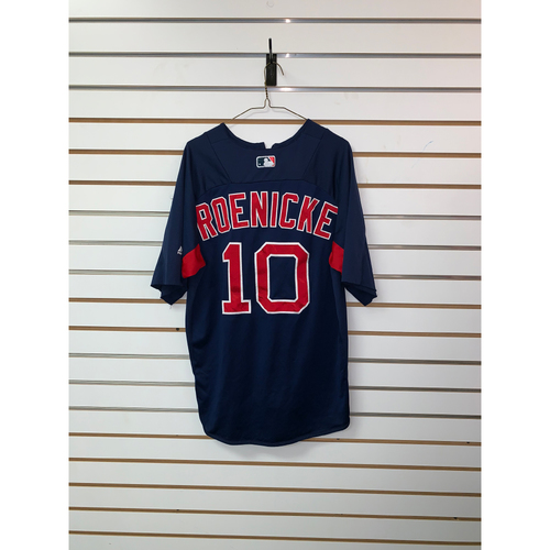 Photo of Ron Roenicke Team Issued Road Batting Practice Jersey