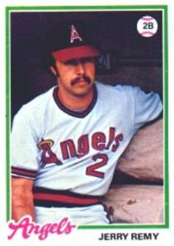 Photo of 1978 Topps #478 Jerry Remy