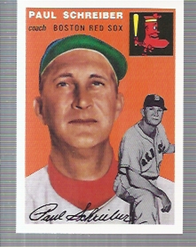 Photo of 1994 Topps Archives '54 #217 Paul Schreiber CO