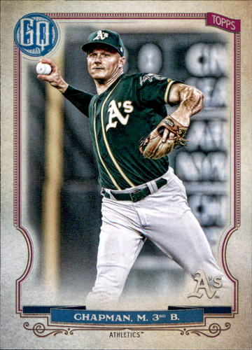 Photo of 2020 Topps Gypsy Queen #188 Matt Chapman