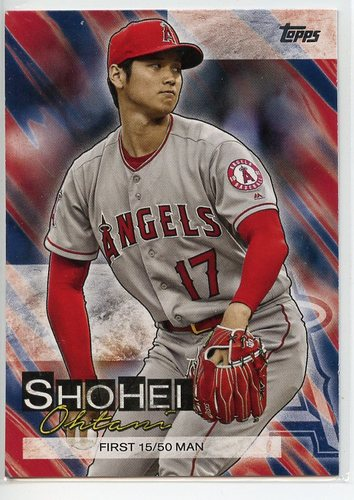 Photo of 2019 Topps Update Shohei Ohtani Highlights #SO18 Shohei Ohtani