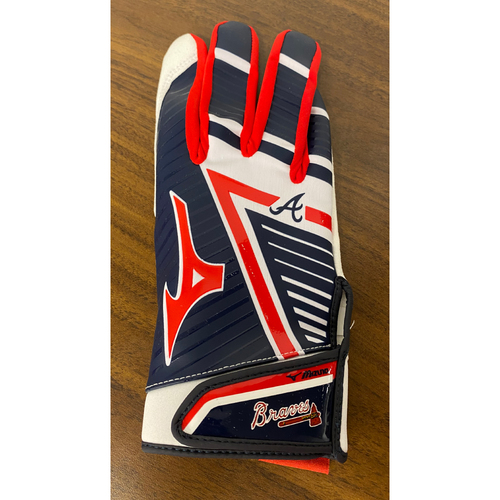 Photo of Cristian Pache MLB Authenticated Autographed Batting Glove (Size XL)
