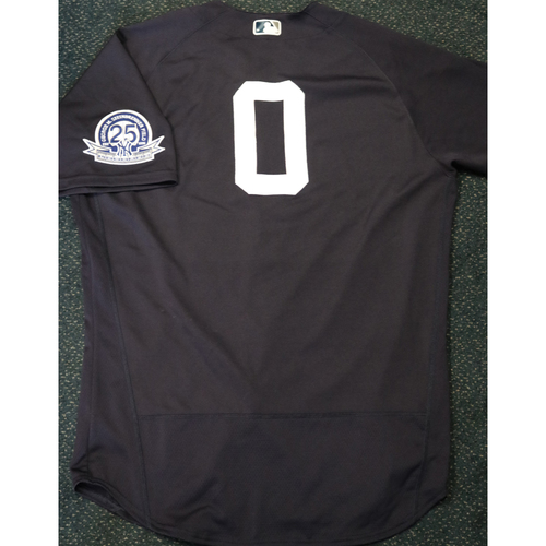 2020 Game-Used Spring Training Jersey - Adam Ottavino #0 - Size 48