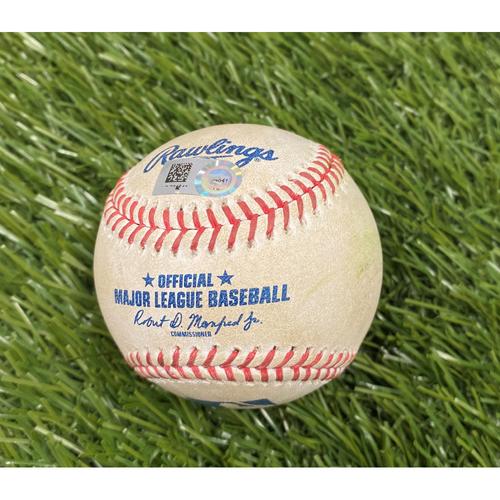 Photo of Bryce Harper Single Baseball - 5/12/21