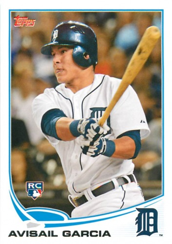 Photo of 2013 Topps #199 Avisail Garcia  Rookie Card