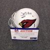 Cardinals - Jeremy Bridges Signed Mini Helmet