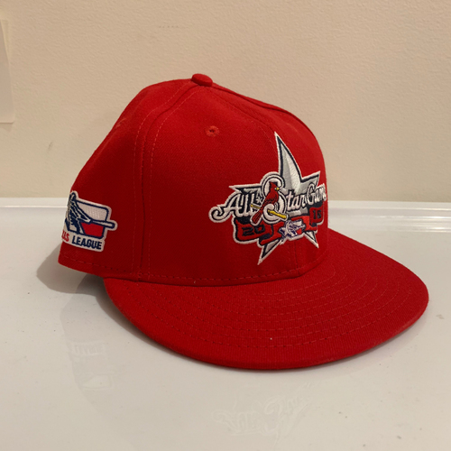 Photo of 2016 Texas League All Star Game -  Game Used Cap  - Paul Hoenecke (Los Angeles Dodgers) Size - 7