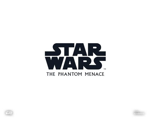 Star Wars: The Phantom Menace Logo
