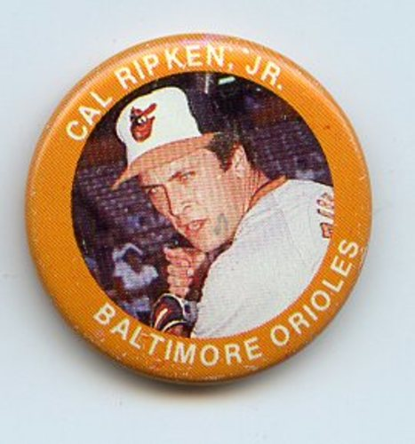Photo of 1984 Fun Foods Pins #118 Cal Ripken