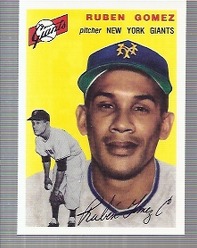 Photo of 1994 Topps Archives '54 #220 Ruben Gomez