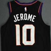 Ty Jerome - Phoenix Suns - Game-Worn City Edition Jersey - Dressed, Did Not Play - 2019-20 NBA Season