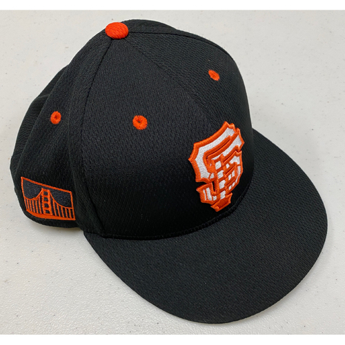 2020 Team Issued Spring Training Cap - #6 - Size 7 1/8