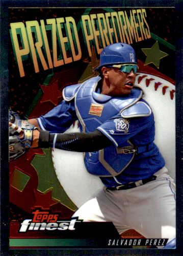 Photo of 2019 Finest Prized Performers #PPSP Salvador Perez