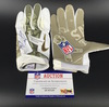 Dolphins - Jarvis Landry Signed Game Issued Gloves