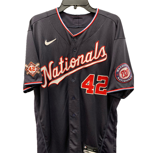 Photo of Team Issued Jersey - Jackie Robinson Day Game Used Jersey