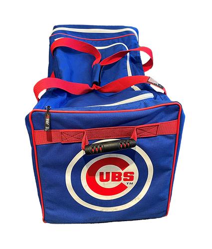Photo of Cubs Equipment Bag -- Team-Issued -- 2021 Season