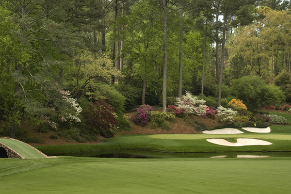 Clickable image to visit Win tickets to the Final Round of The Masters Tournament at Augusta National Golf Club