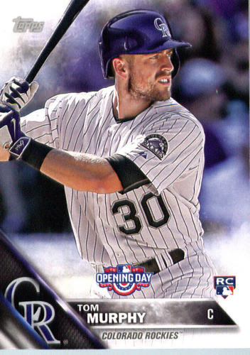 Photo of 2016 Topps Opening Day #OD16 Tom Murphy RC