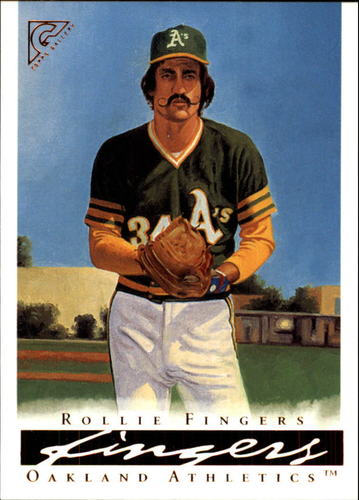 Photo of 2003 Topps Gallery HOF #70 Rollie Fingers Day