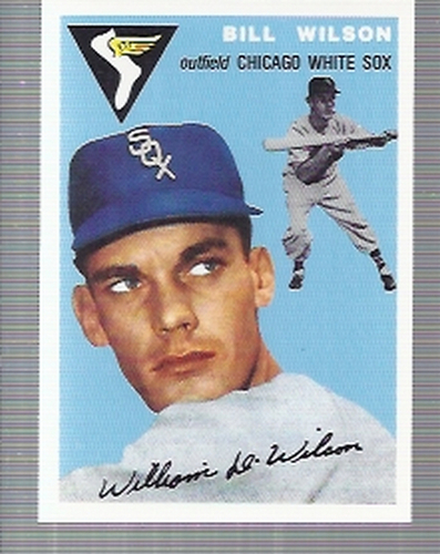 Photo of 1994 Topps Archives '54 #222 Bill Wilson