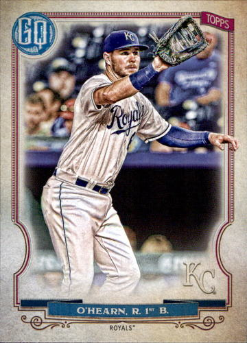 Photo of 2020 Topps Gypsy Queen #192 Ryan O'Hearn