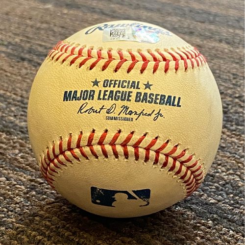 Brandon Lowe - Home Run: Game-Used