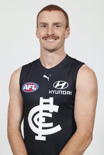 Photo of 2021 AFL Clash Player Guernsey - Matthew Cottrell
