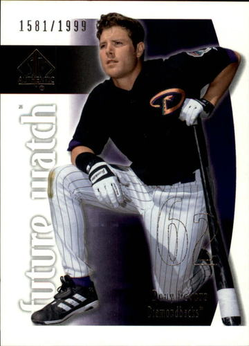 Photo of 2002 SP Authentic #109 Doug Devore FW RC