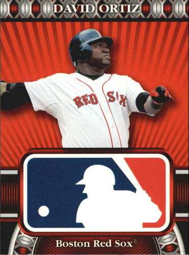 Photo of 2010 Topps Logoman HTA #17 David Ortiz