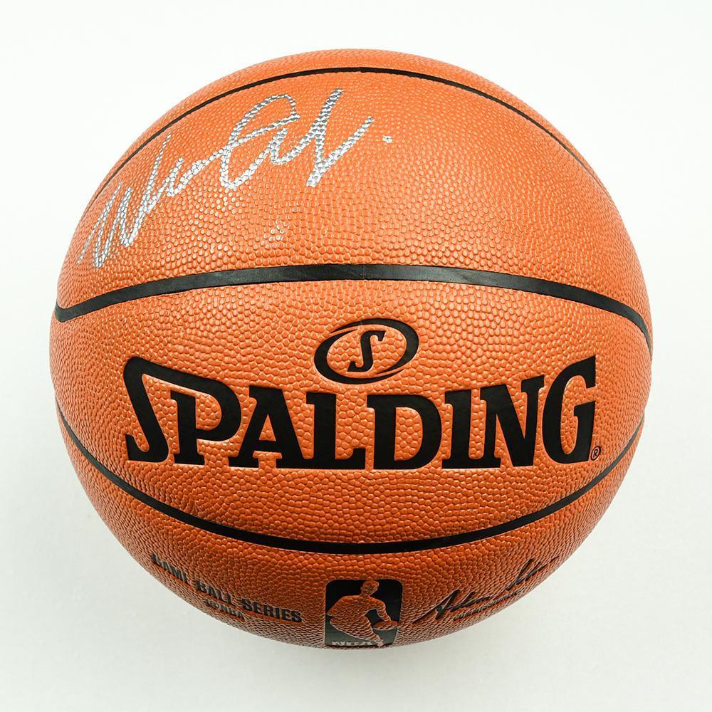 Wendell Carter Jr. - Chicago Bulls - 2018 NBA Draft Class - Autographed Basketball