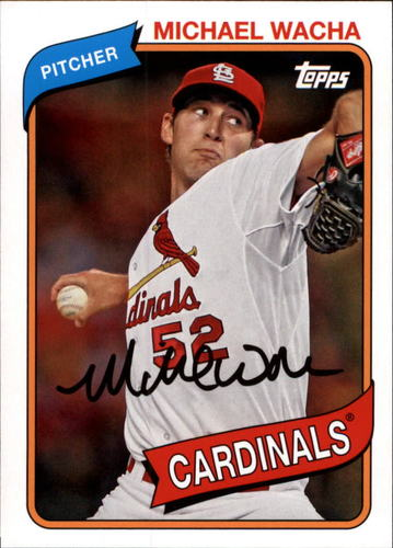 Photo of 2014 Topps Archives #52 Michael Wacha